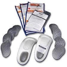 Walkfit Platinum Orthotics Size Chart Walkfit Platinum Orthotic Shoe Insoles