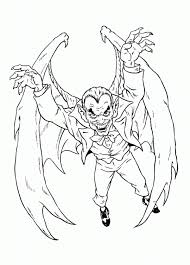 20 Supervillains Coloring Pages Adult Ideas And Designs