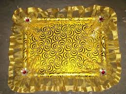 How To Decorate Trays For Indian Wedding How To Decorate Trays For Indian Wedding Gold Tray Decoration 47