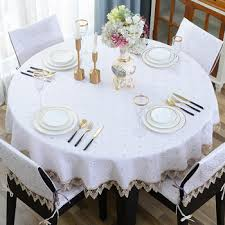 white round tablecloths blue 70 inch wedding polyester whole