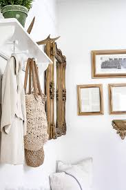 how to hang a heavy mirror she holds