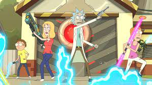 Rick and Morty Staffel 5 Episode 4: Was ...