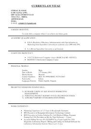 Resume Usa Resume Cv Cover Letter