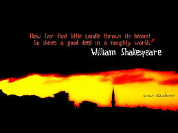Shakespeare Quotes About Nature\'s Beauty Best of Art Quotes Sunset Picture With Quote By William Shakespeare