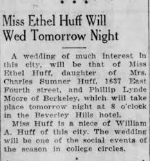 Moore, Phillip Lynde Moore, Santa Ana Register, Santa Ana, CA, Apr 5, 1927,  Pg 5 - Newspapers.com