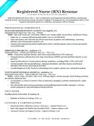 Dialysis Nurse Resume Samples Resume Samples For Nurses With Experience Skinalluremedspa Com