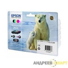 <b>EPSON C13T26364010 Картридж</b> 26XL для <b>Epson</b> Expression ...