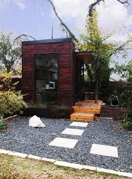 Small Picture Backyard Prefabs Prefab Office Shed and Garden Studio Busyboo