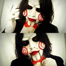 makeup billy the puppet cosplay amino