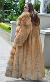 fox furs exclusive royal saga fox fur fantastic long fur coat fox