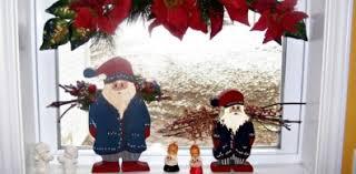 Fensterdeko Für Weihnachten Verbreitet Eine Tolle Feststimmung