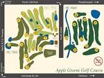 Course Map | Apple Greens Golf Course