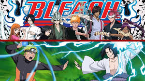 naruto and bleach leaving in september what s on