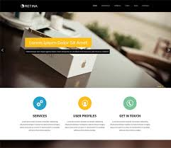 Modern Website Templates Extraordinary Modern Website Templates Engneeuforicco