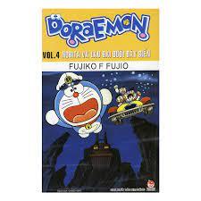 Doraemon Tập 4: Nobita Và Lâu Đài Dưới Đáy Biển (Tái Bản) | Tiki Trading