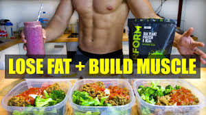 best meal prep for fitness easy high protein meals