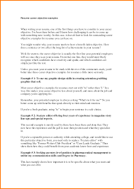 Resume Objective Management Free Resume Example And Writing Download