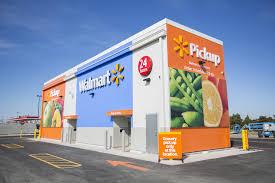 Walmart Ponca City Ok Walmart Introduces Automated Grocery Pickup Kiosk At Oklahoma City Store