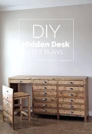 traditional hidden home office desk. Hidden Traditional Home Office Desk P