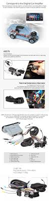 eonon a0579 specific bmw installation wiring harness shipping