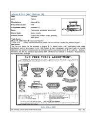 Eapgs Pattern Index Flat Iron Aka