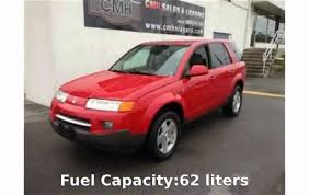 2005 Saturn Vue AWD V6 Features & Details - YouTube