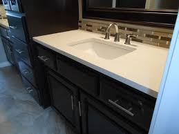 bathroom vanity quartz top 44 best finished bathrooms images on master bathroom