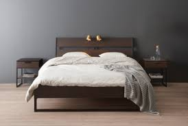 ikea bed furniture. do you fancy matching modern dark bedroom furniture meet trysil featuring a ikea bed