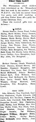 Papers Past | Newspapers | Patea Mail | 22 December 1937 | WHENUAKURA
