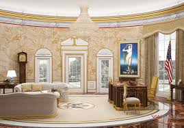oval office design. inside the oval office trump in design