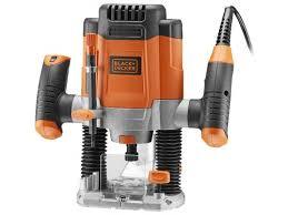Купить <b>фрезер Black</b> & <b>Decker KW1200E</b>-QS 1200 Вт по цене от ...
