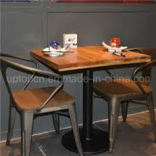industrial restaurant furniture. Industrial Vintage Chair Table Wholesale Restaurant Furniture (SP-CS328) Industrial Restaurant Furniture