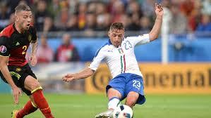 "Emanuele Giaccherini preface Belgium – Italy: ""The player I fear the most?  Romelu Lukaku ""(video)"