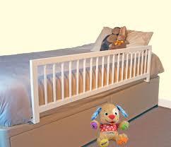 wooden side rails for toddler bed