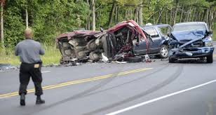 Driver In Five Person Fatal Crash On Route 115 Didn T Have A