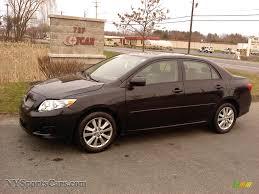 2009 Toyota Corolla LE in Black Sand Pearl - 117412 | NYSportsCars ...