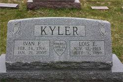 Ivan Franklin Kyler (1916-2005) - Find A Grave Memorial