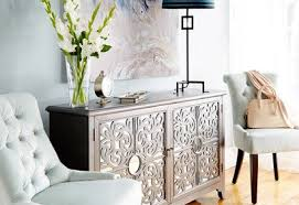 silver painted furniture. Joss And Main Muted+Metallic Silver Painted Furniture E
