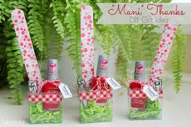 thanks diy gift idea crafts unleashed 2
