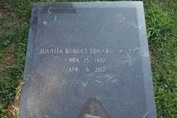 Juanita Rhodes Edwards Riley (1922-2012) - Find A Grave Memorial