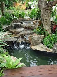 backyard ponds and waterfalls. Simple Waterfalls 53 Incredibly Fabulous And Tranquil Backyard Waterfalls In Backyard Ponds And Waterfalls I