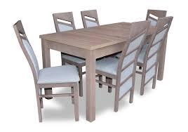 Set Tisch Garnitur Stuhl Esszimmer 6 Garnitur Tische Stühle