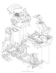 Array motion drive belt replacement rh lawnmower