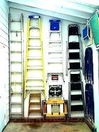 garage extension ladder hooks