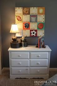 Bedroom Ideas : Wonderful Amazing Sports Room Decor Boys Sports ...
