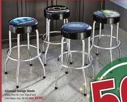 meijer bar stools. Fine Meijer Meijer Black Friday Licensed Garage Stools For 2999 Inside Bar R