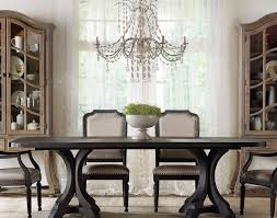 corsica rectangle pedestal dining table. table:hooker furniture corsica rectangular pedestal dining table stunning frightening narrow rectangle c