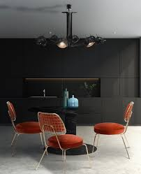 contempory lighting. How To Elevate Your Dining Room Decor With Contemporary Lighting Contempory