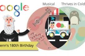 Birthday Venn Diagram Venn Diagram Google Doodle Game Celebrate The 180th Birthday Of