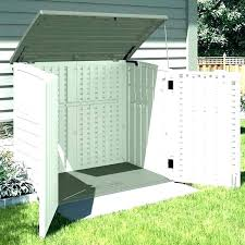 rubbermaid large vertical shed plastic backyard storage sheds plastic outdoor storage shed full image for plastic